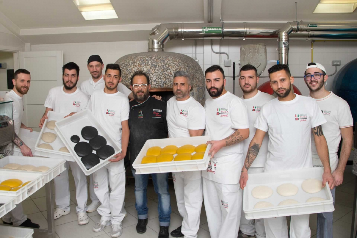 AVPN - Masterclass about dough: from the verace (true) to alternative ones