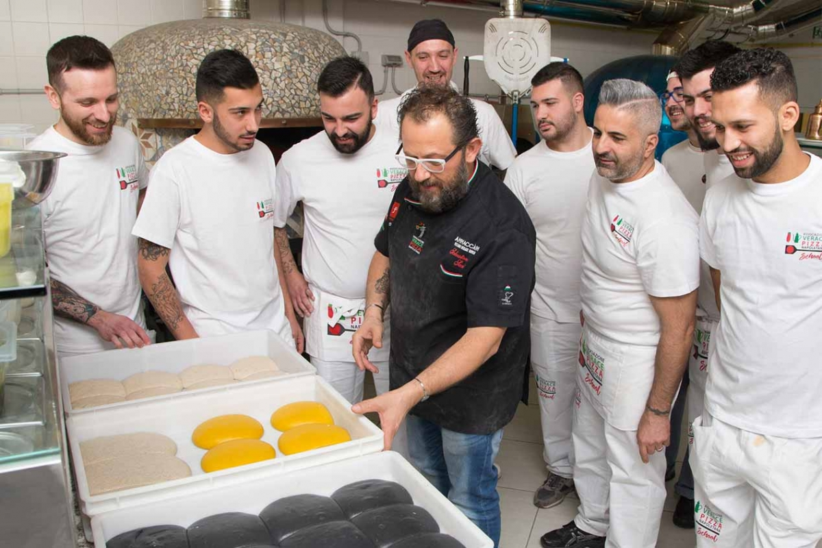 Masterclass about dough: from the verace (true) to alternative ones