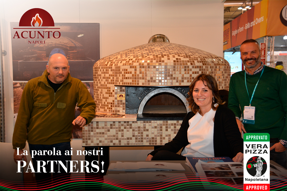 #Approved: diamo voce ai Fornitori approvati dall'Associazione Verace Pizza Napoletana. Oggi parliamo con Acunto