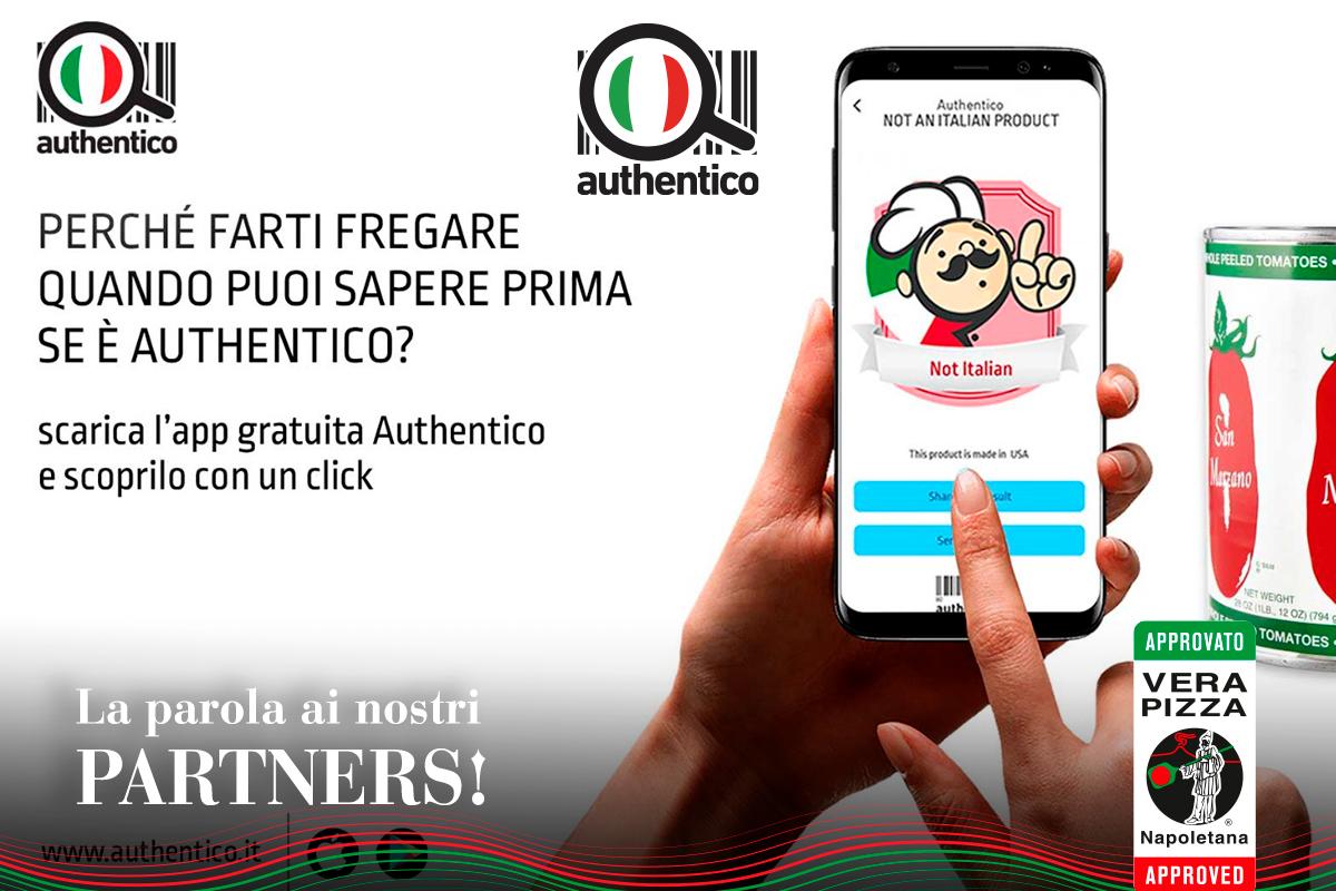 #Approved: diamo voce ai Fornitori approvati dall'Associazione Verace Pizza Napoletana. Oggi parliamo con Authentico