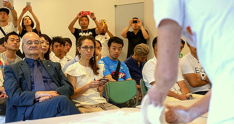 AVPN日本2018年総会の後、マエストロによる研修会が開催され