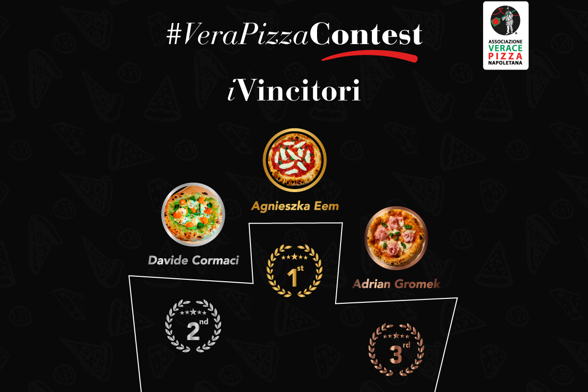#VeraPizzaContest: the world champion of home made pizza is Polish
