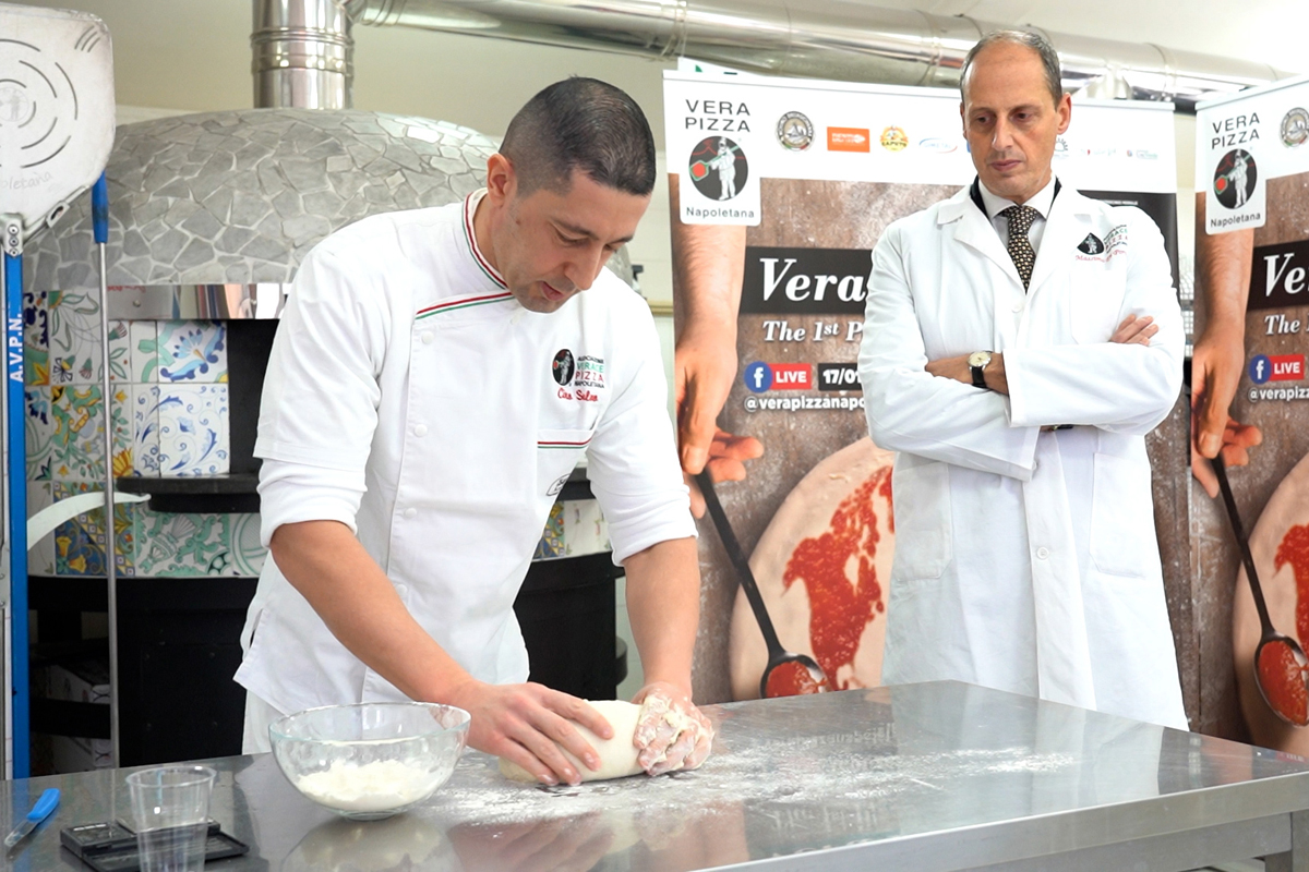 For the Vera Pizza Day over 100.000 Views in over 190 countries connected from all continents. -