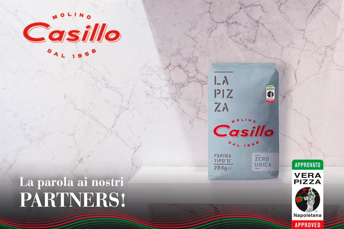 #Approved: diamo voce ai nostri Partners, in una nuova serie di interviste ai Fornitori approvati dall'Associazione Verace Pizza Napoletana. Oggi parliamo con Molino Casillo