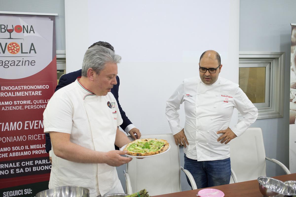 PerCorsi Veraci incontro con lo Chef Gianluca D'Agostino -