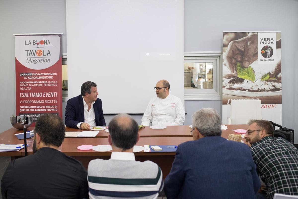 PerCorsi Veraci incontro con lo Chef Gianluca D'Agostino