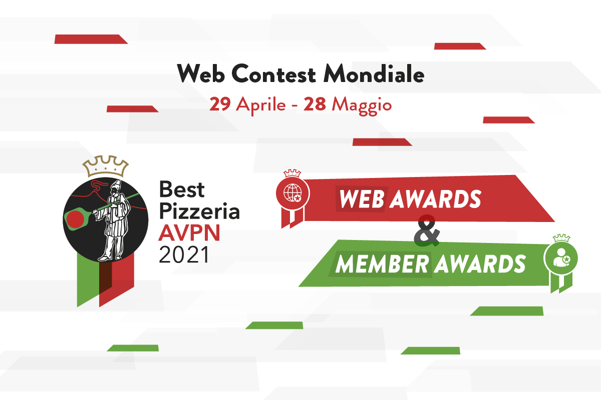 "Best AVPN Pizzeria: the world contest is started, to elect the best ""veraci"" pizzerias of the year"