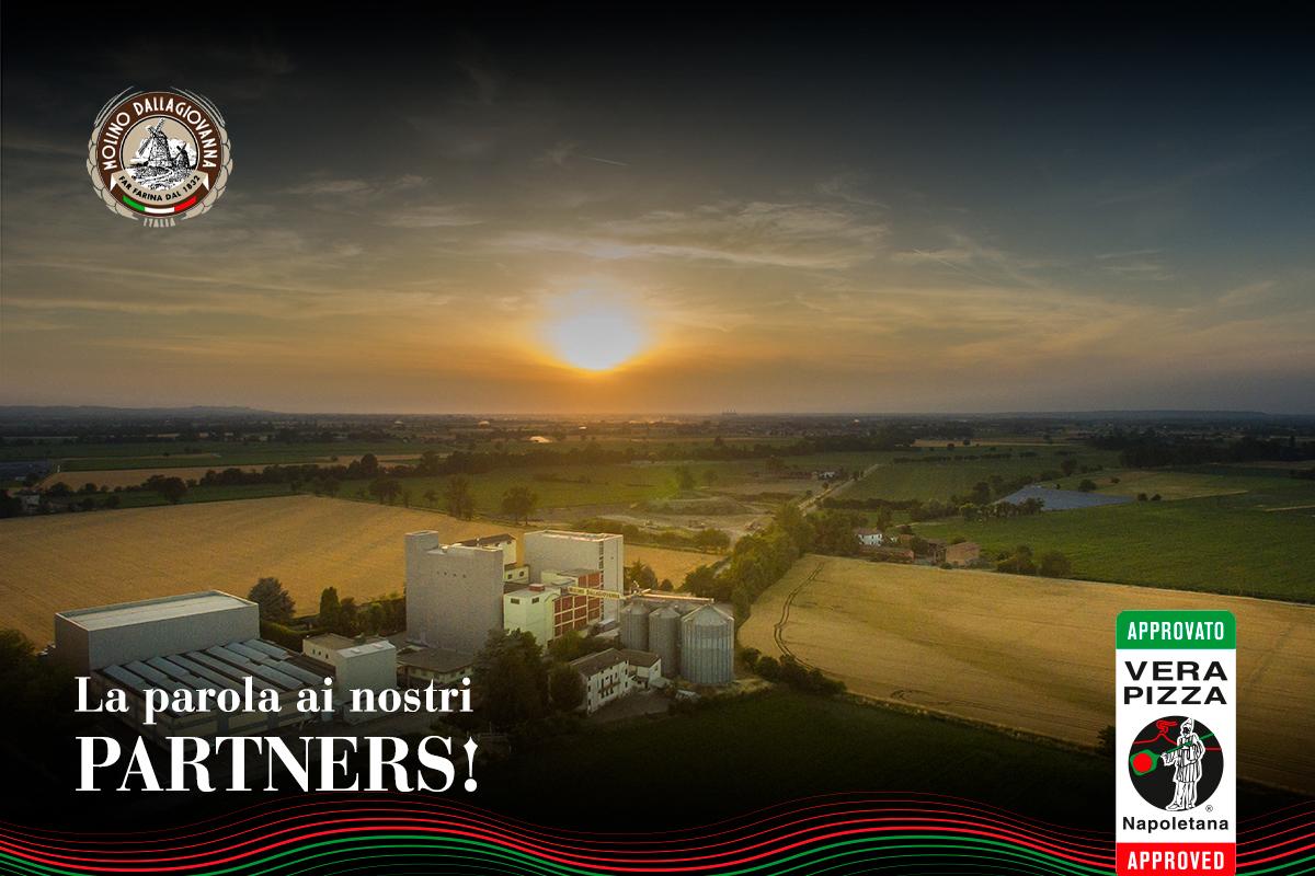 #Approved: diamo voce ai Fornitori approvati dall'Associazione Verace Pizza Napoletana. Oggi parliamo con Molino Dallagiovanna