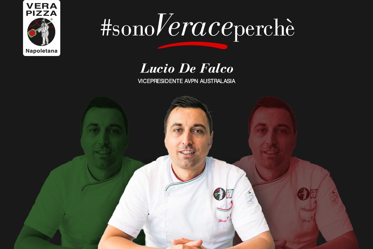 #SonoVeracePerché: oggi raccontiamo la storia di Lucio De Falco, Vicepresidente AVPN Australasia