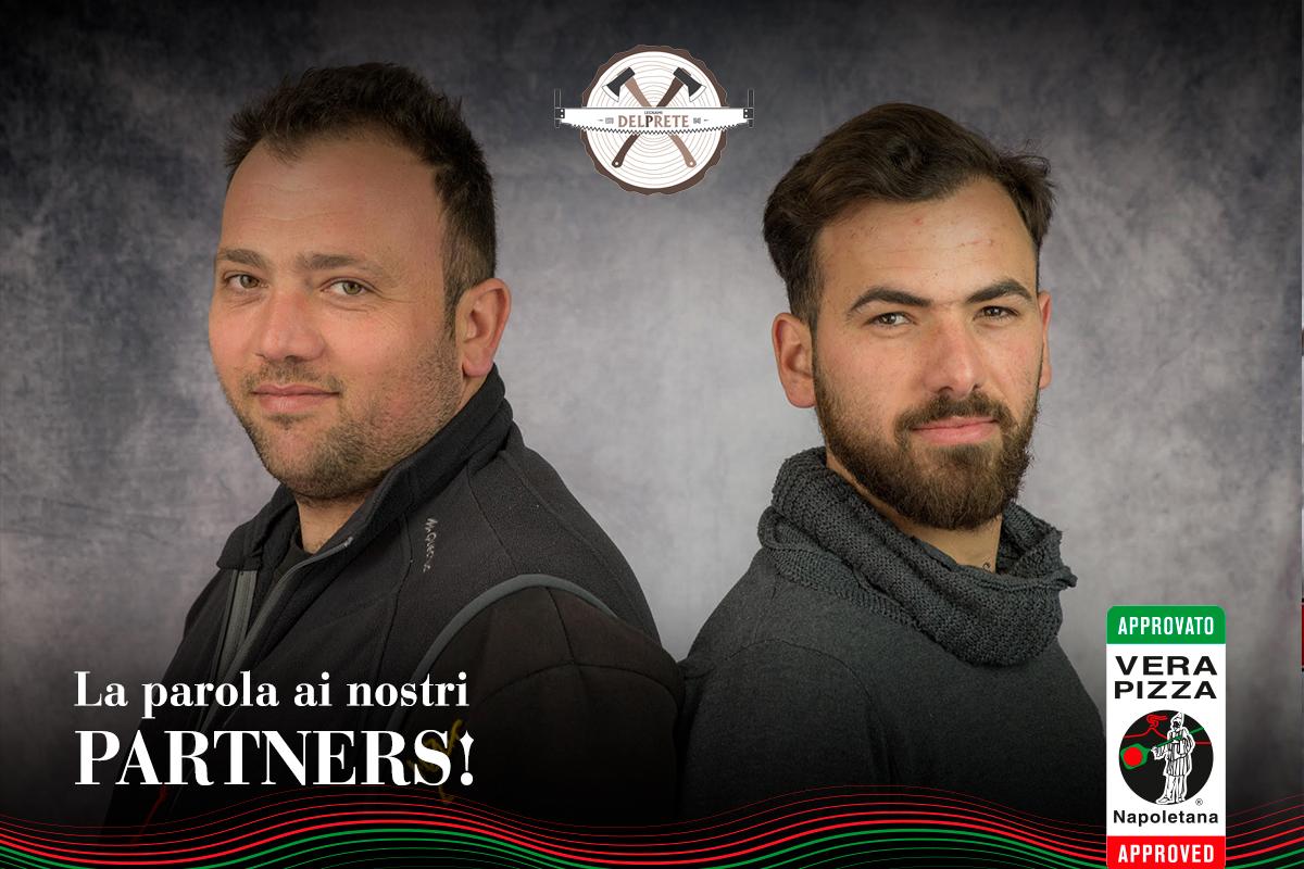 #Approved: diamo voce ai Fornitori approvati dall'Associazione Verace Pizza Napoletana. Oggi parliamo con Del Prete Legnami SRL!!