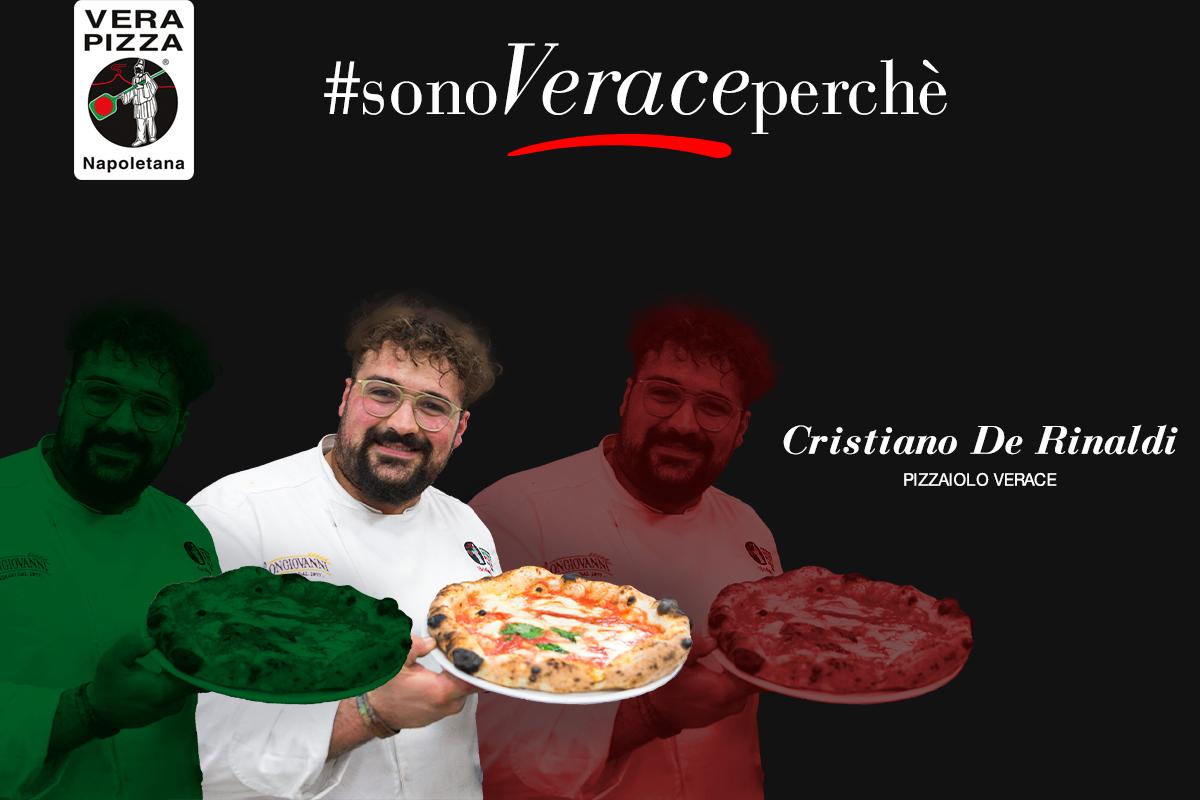 #SonoVeracePerché: oggi raccontiamo la storia verace di Cristiano De Rinaldi