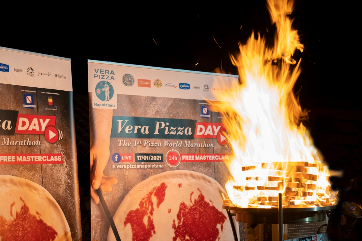 For the Vera Pizza Day over 100.000 Views in over 190 countries connected from all continents.