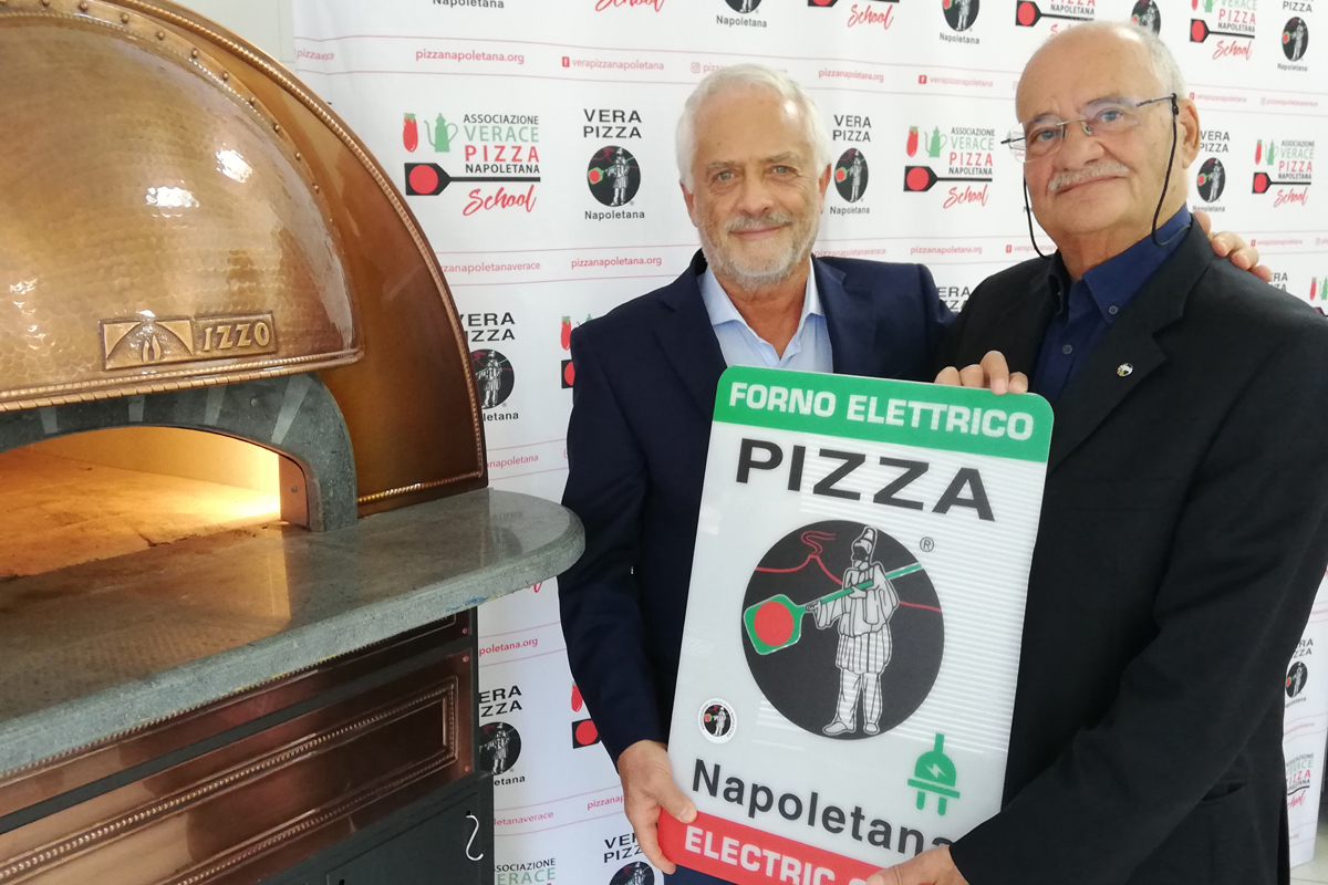 "ScugnizzoNapoletano becomes ""VERACE"". AVPN approves the 1st electric oven for the Neapolitan Pizza"