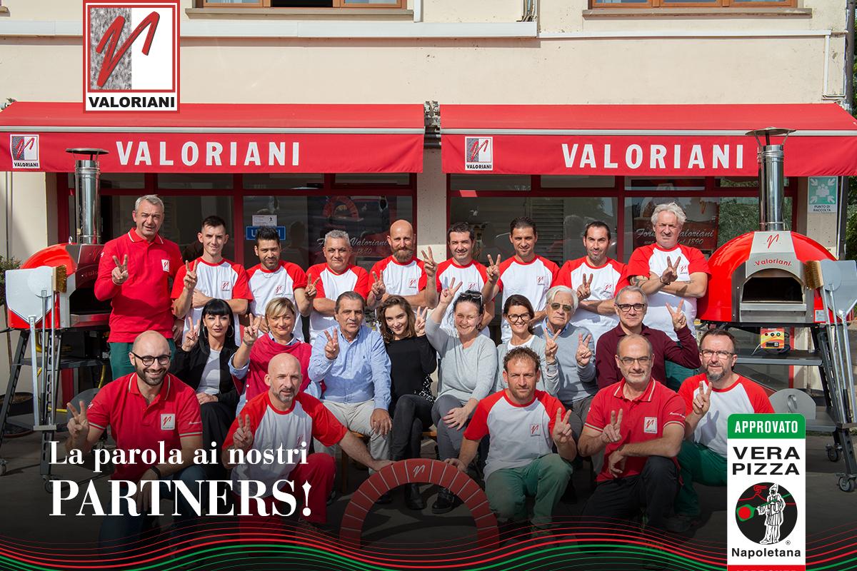 #Approved: diamo voce ai Fornitori approvati dall'Associazione Verace Pizza Napoletana.  Oggi parliamo con Valoriani!