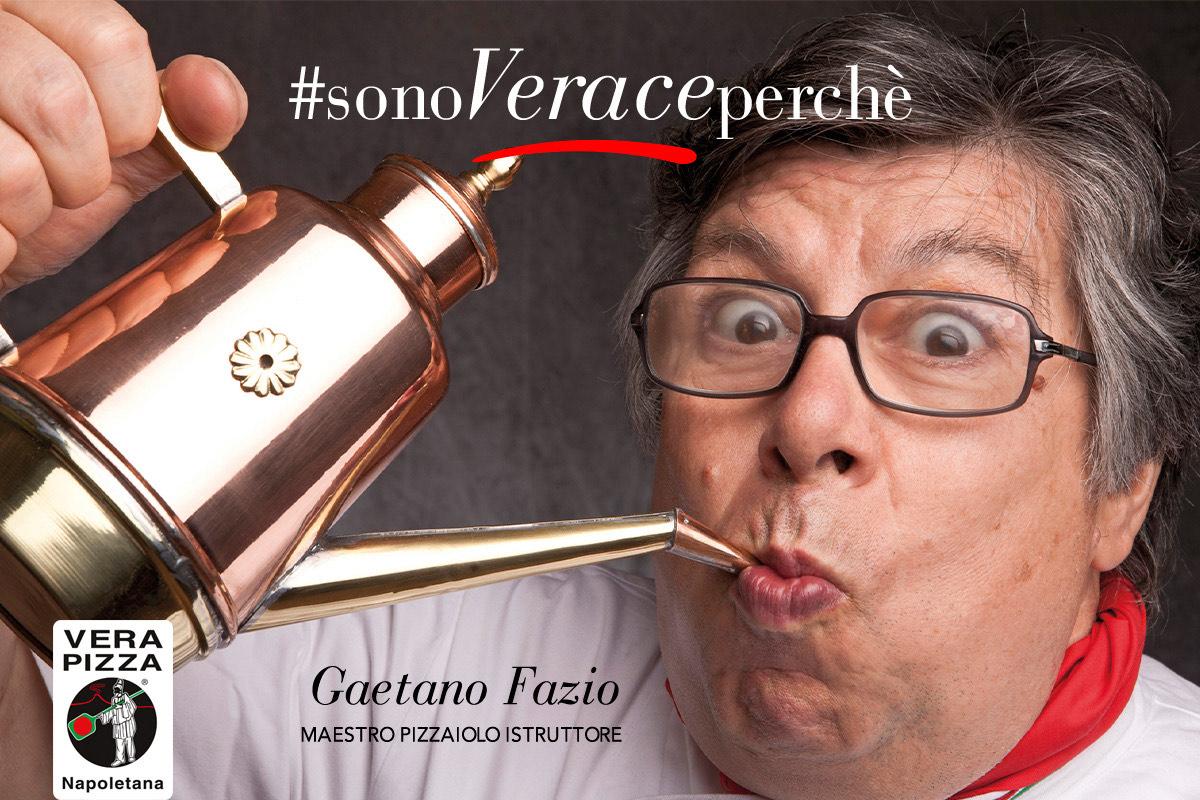 #sonoVeraceperché: oggi raccontiamo la storia di Gaetano Fazio della Pizzeria da Gaetano
