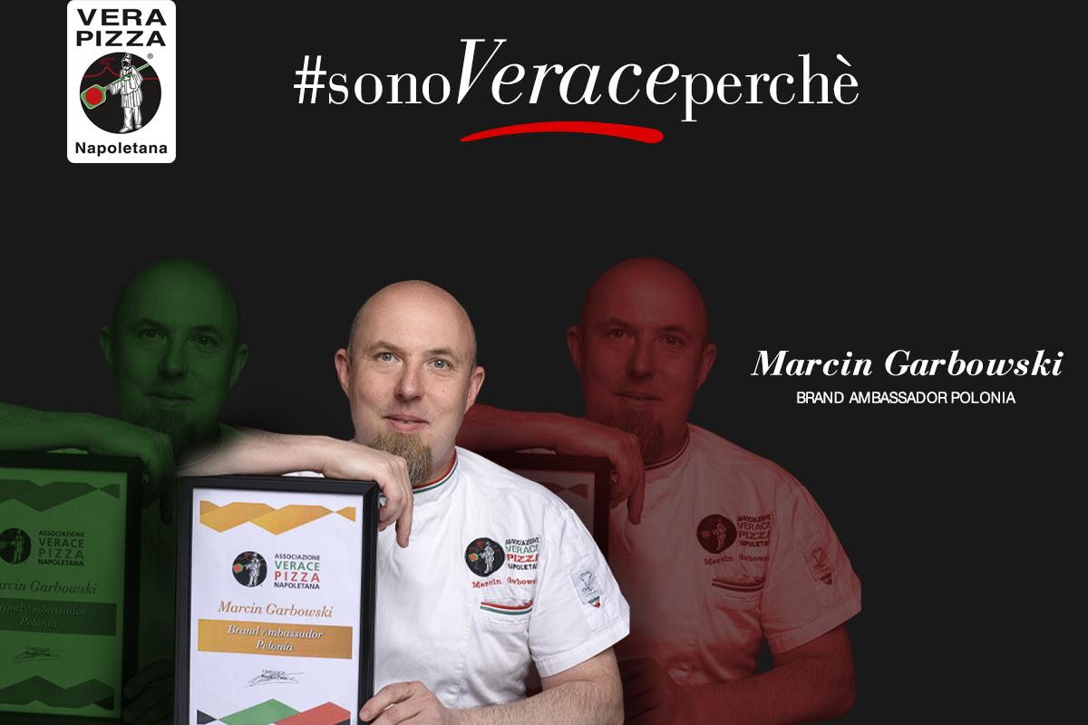 #SonoVeracePerché: oggi raccontiamo la storia verace di Marcin Garbowski, Brand Ambassador Polonia