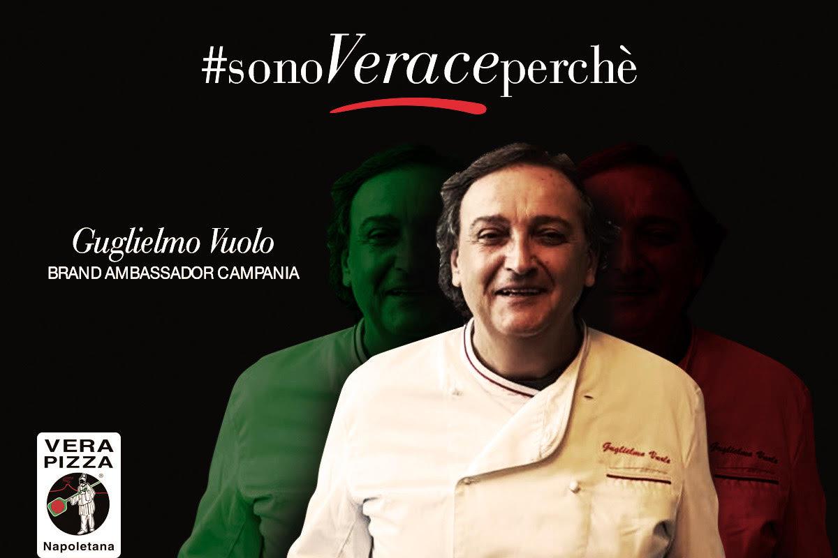 #sonoVeraceperché: oggi raccontiamo la storia di Guglielmo Vuolo, Brand Ambassador Campania