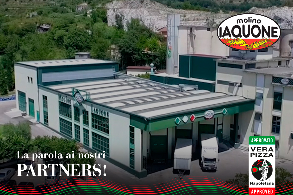 #Approved: diamo voce ai Fornitori approvati dall'Associazione Verace Pizza Napoletana. Oggi parliamo con Molino Iaquone