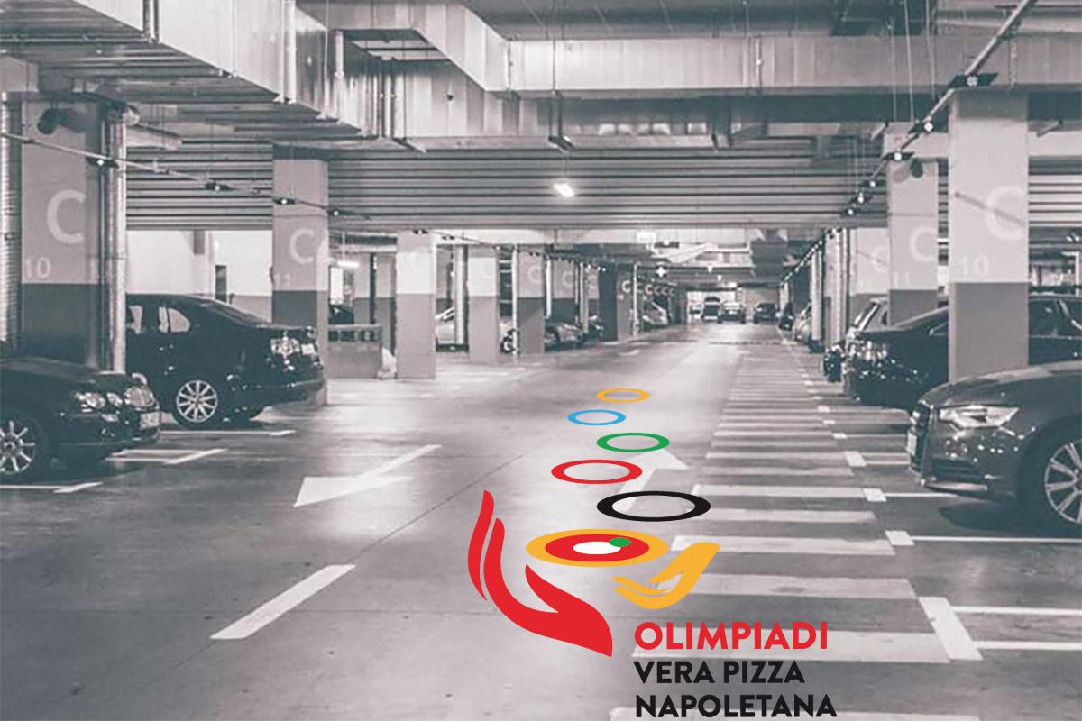 Olimpiadi info sul parcheggio