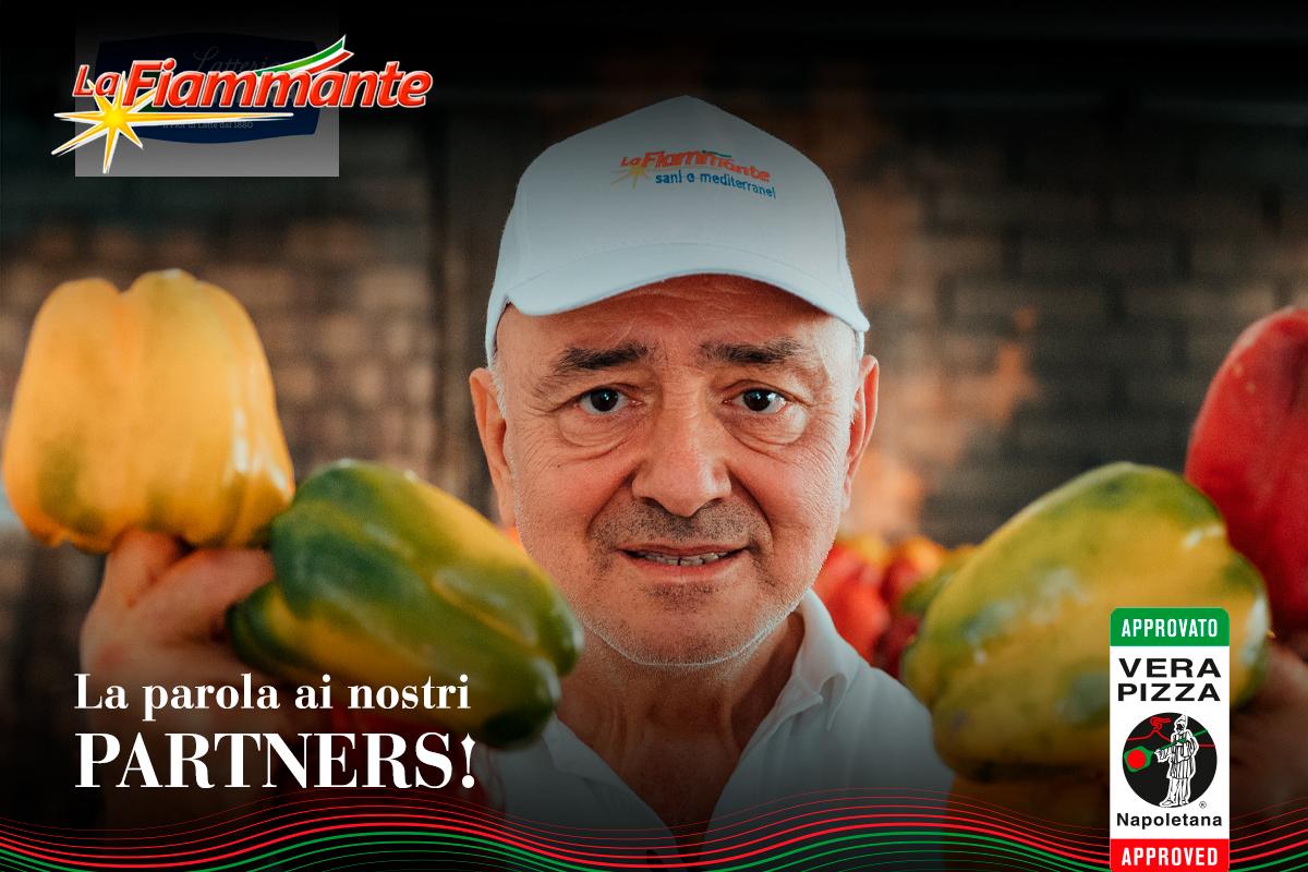 #Approved: diamo voce ai Fornitori approvati dall'Associazione Verace Pizza Napoletana. Oggi parliamo con La Fiammante!