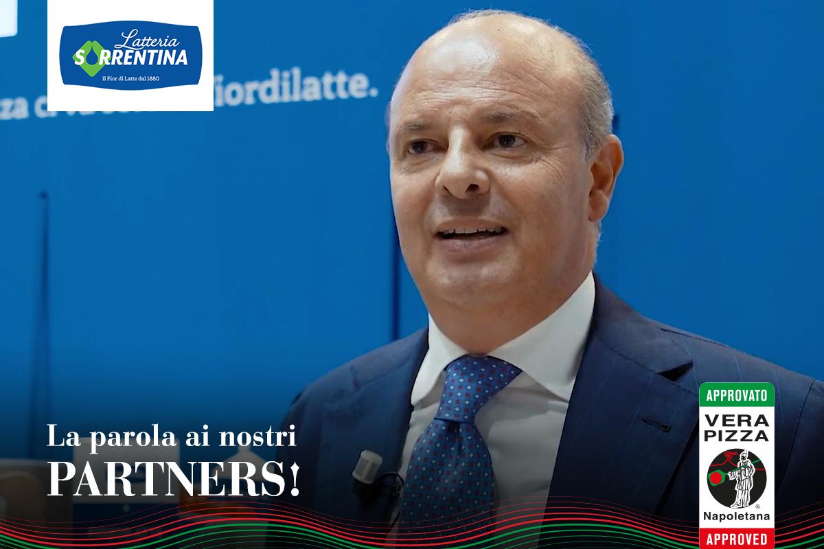#Approved: diamo voce Fornitori approvati dall'AVPN. Oggi parliamo con Franco Amodio, AD di Latteria Sorrentina!