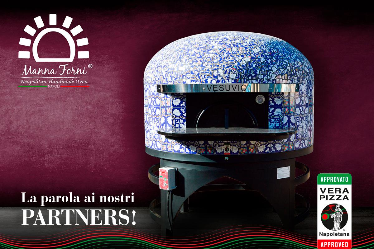 #Approved: diamo voce ai Fornitori approvati dall'Associazione Verace Pizza Napoletana. Oggi parliamo con Manna Forni