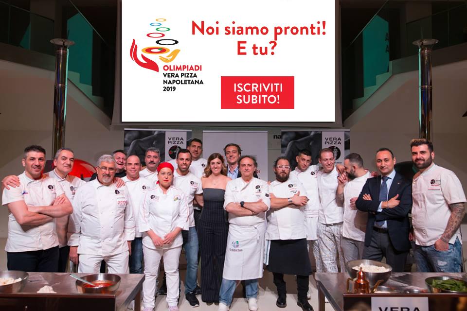 In viaggio verso le Olimpiadi della Vera Pizza Napoletana!