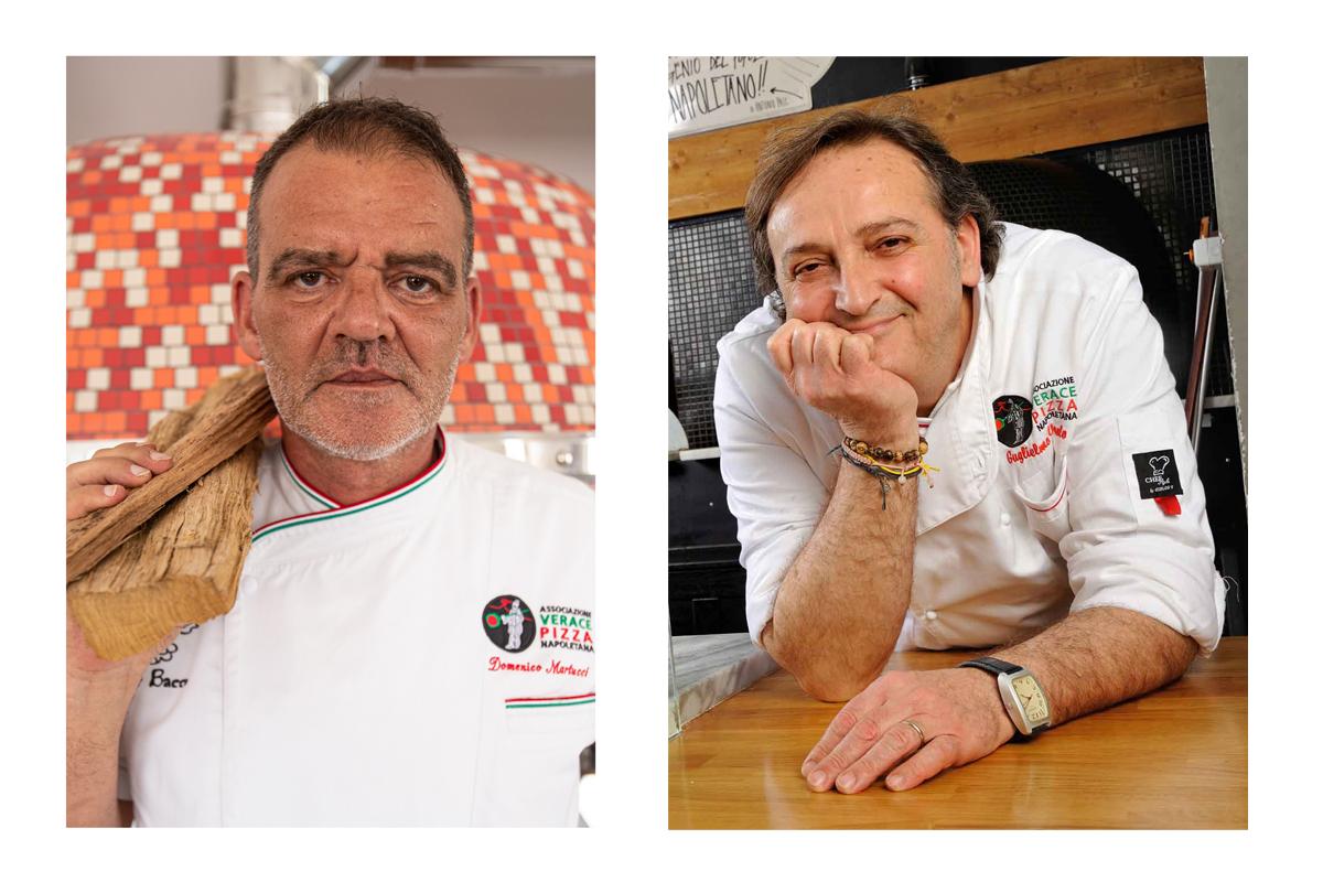 A Marzo vi aspettano due nuovi corsi avanzati con Domenico Martucci e Guglielmo Vuolo.