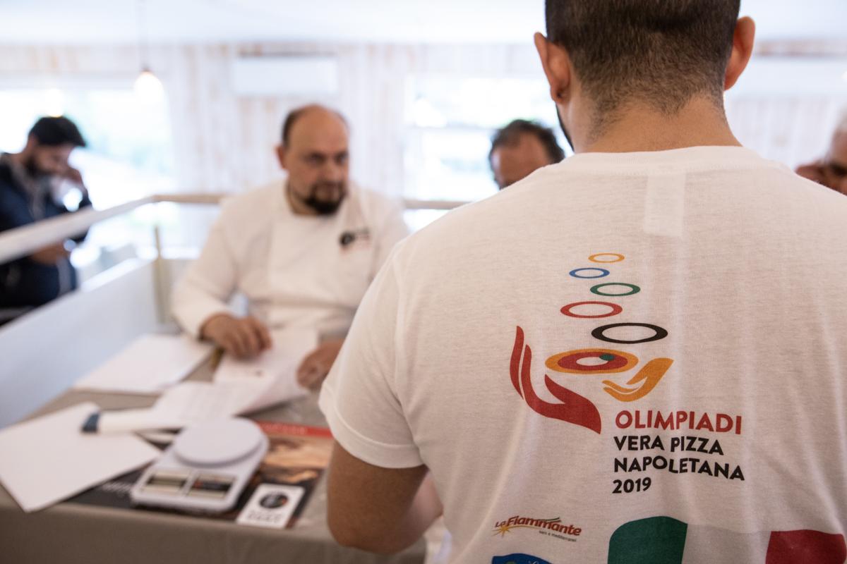 Comunicato Stampa Lancio Olimpiadi Vera Pizza Napoletana