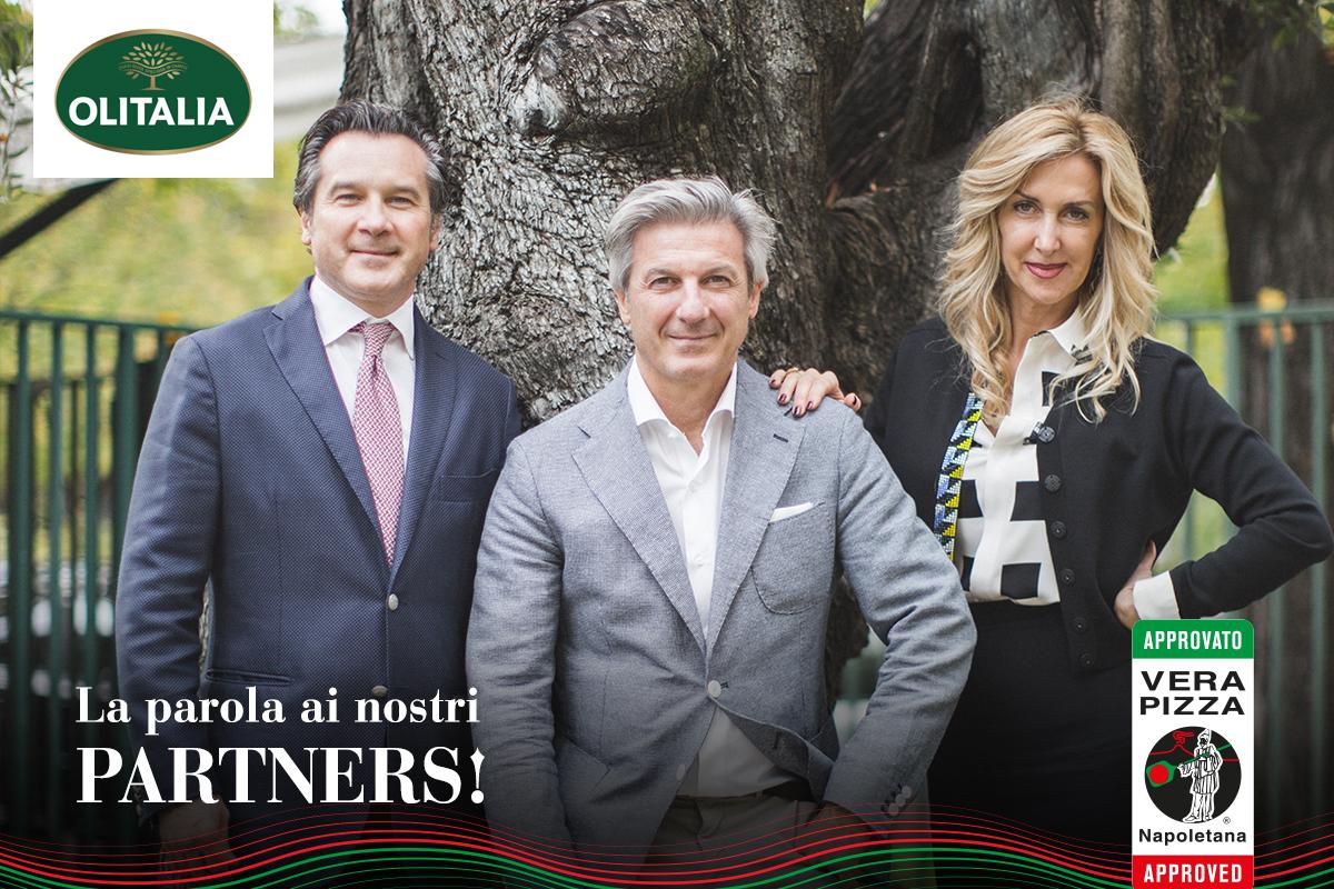 #Approved: diamo voce ai Fornitori approvati dall'Associazione Verace Pizza Napoletana. Oggi parliamo con Olitalia!