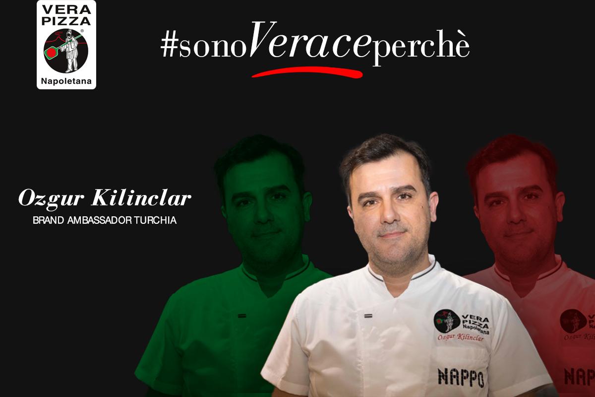 #SonoVeracePerché: oggi raccontiamo la storia di Ozgur Kilinclar, nuovo Brand Ambassador Turchia dell'AVPN