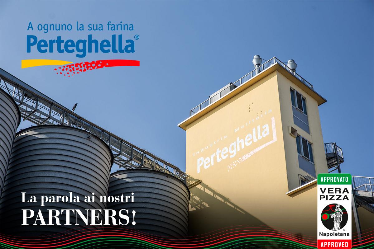 #Approved: diamo voce ai Fornitori approvati dall'Associazione Verace Pizza Napoletana. Oggi parliamo con Industria Molitoria Perteghella