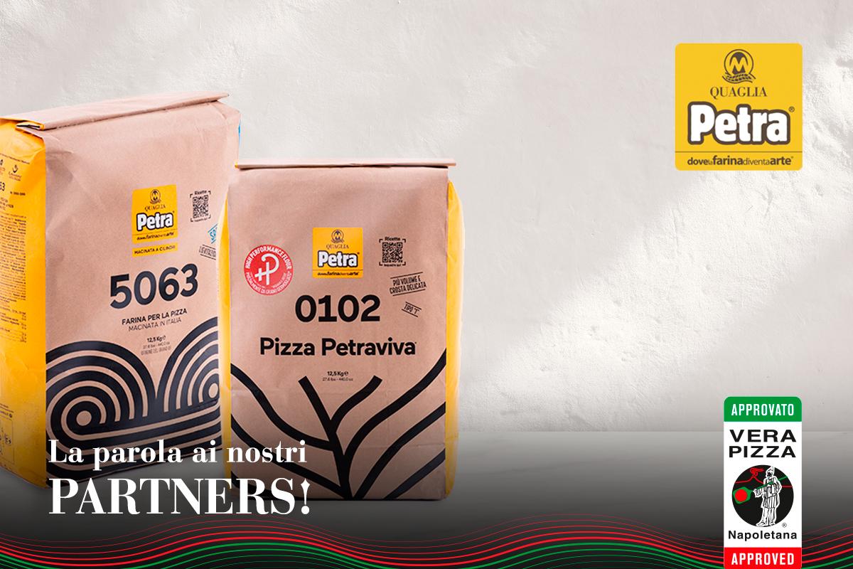 #Approved: diamo voce ai Fornitori approvati dall'Associazione Verace Pizza Napoletana. Oggi parliamo con Piero Gabrieli, direttore Marketing Farina Petra