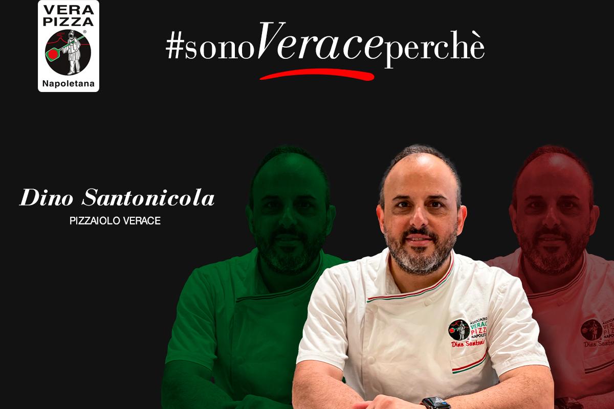 #SonoVeracePerché: oggi raccontiamo la storia di Dino Santonicola