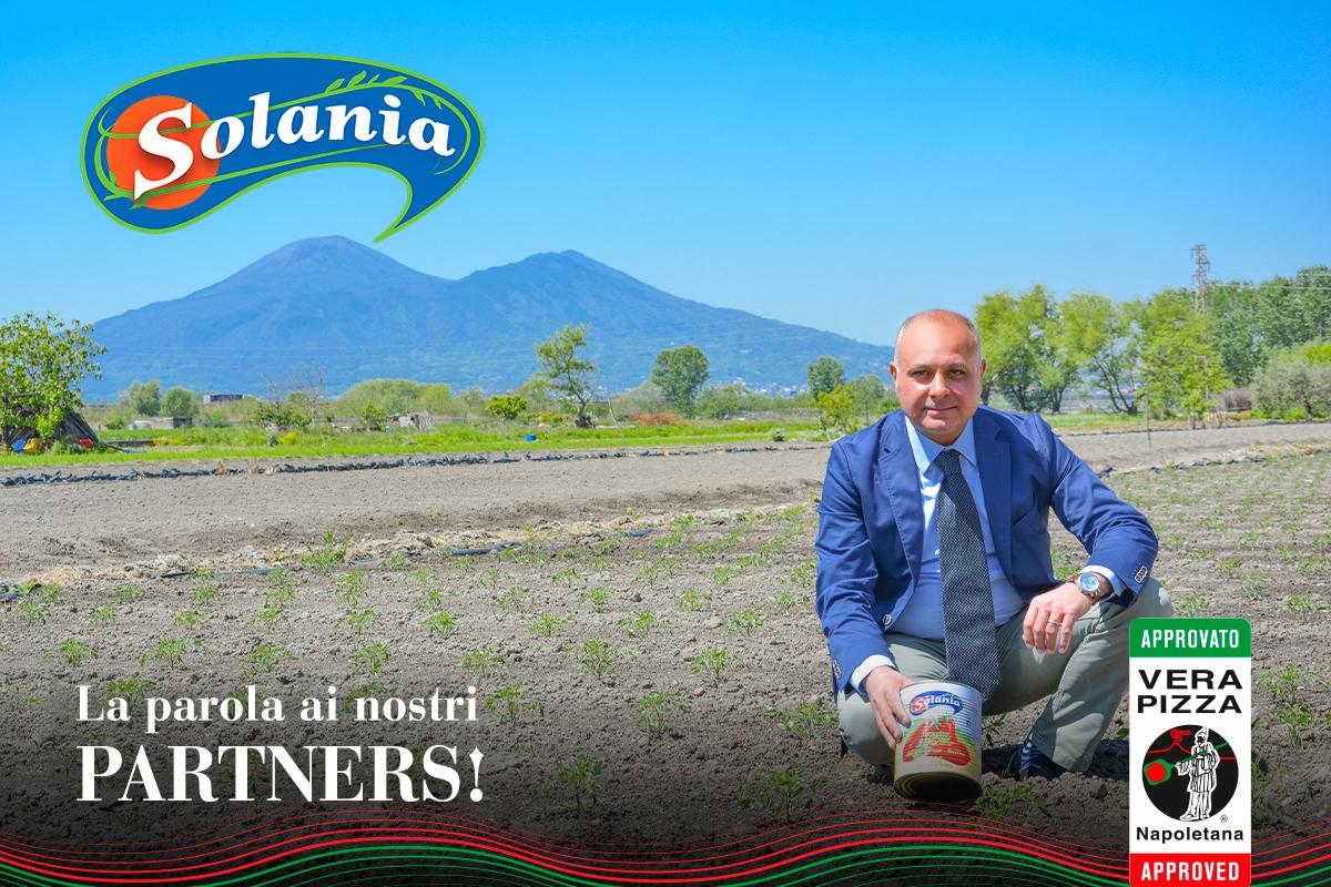 #Approved: diamo voce ai Fornitori approvati dall'Associazione Verace Pizza Napoletana. Oggi parliamo con Solania