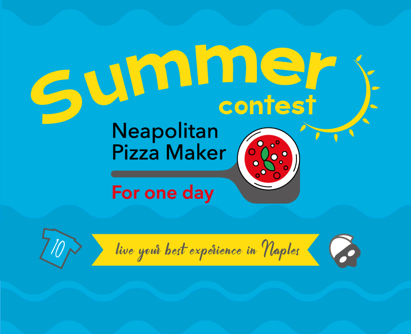 The first  Summer Neapolitan Pizza Maker for one day  opens!