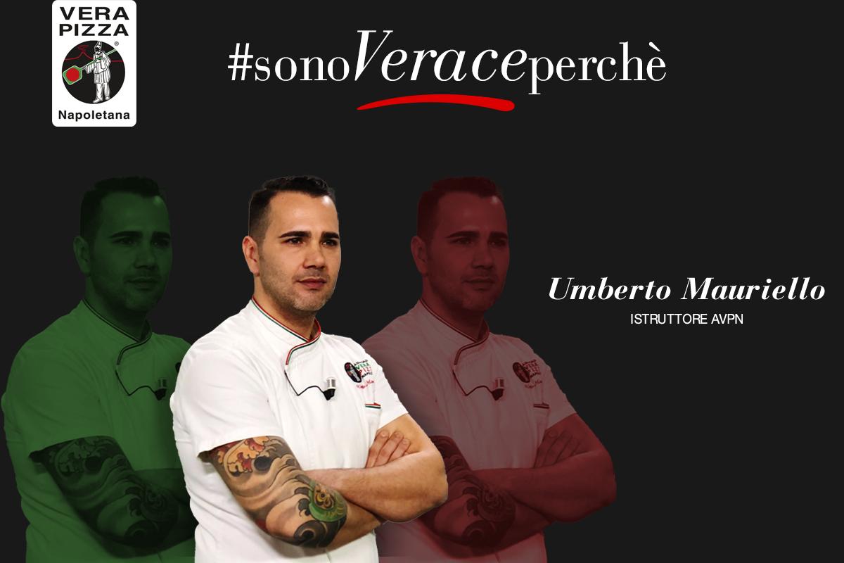 #SonoVeracePerché: oggi raccontiamo la storia di Umberto Mauriello, istruttore AVPN