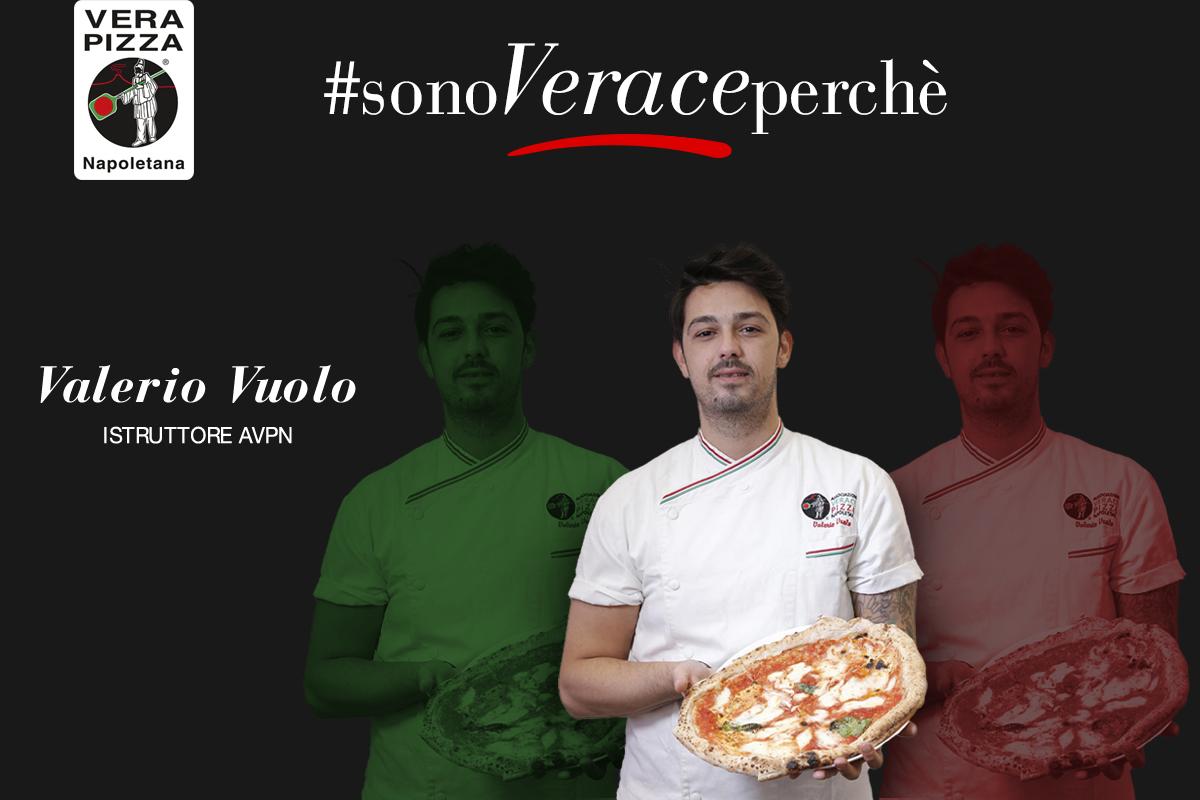#SonoVeracePerché: oggi raccontiamo la storia di Valerio Vuolo, giovane Istruttore AVPN