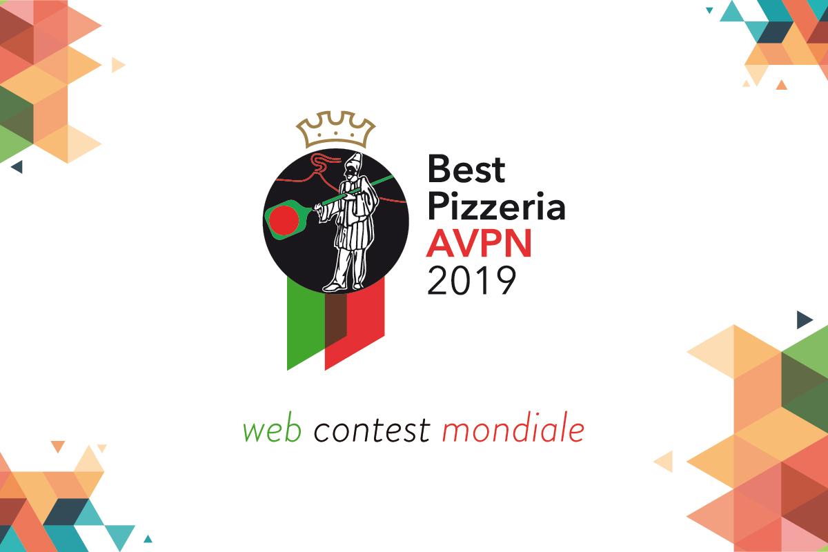 BEST PIZZERIA AVPN 2019 - Il web contest per eleggere la migliore pizzeria dell'anno