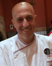 Pizzaiolo associato: Corrado Scaglione