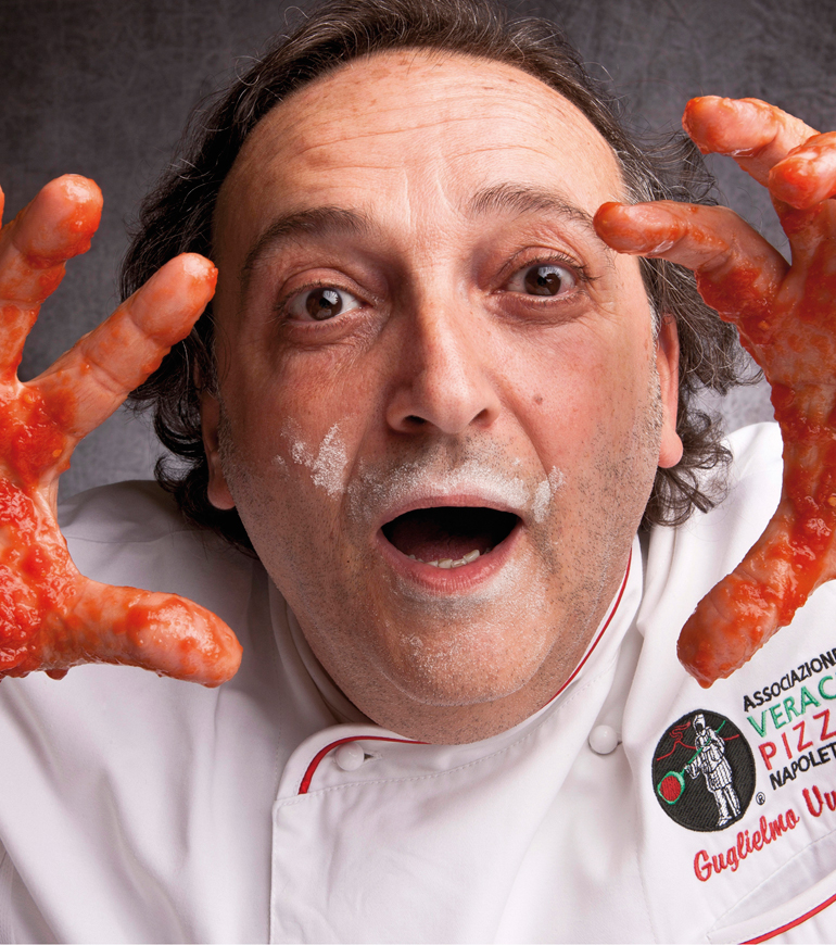 Pizzaiolo associato: Guglielmo Vuolo