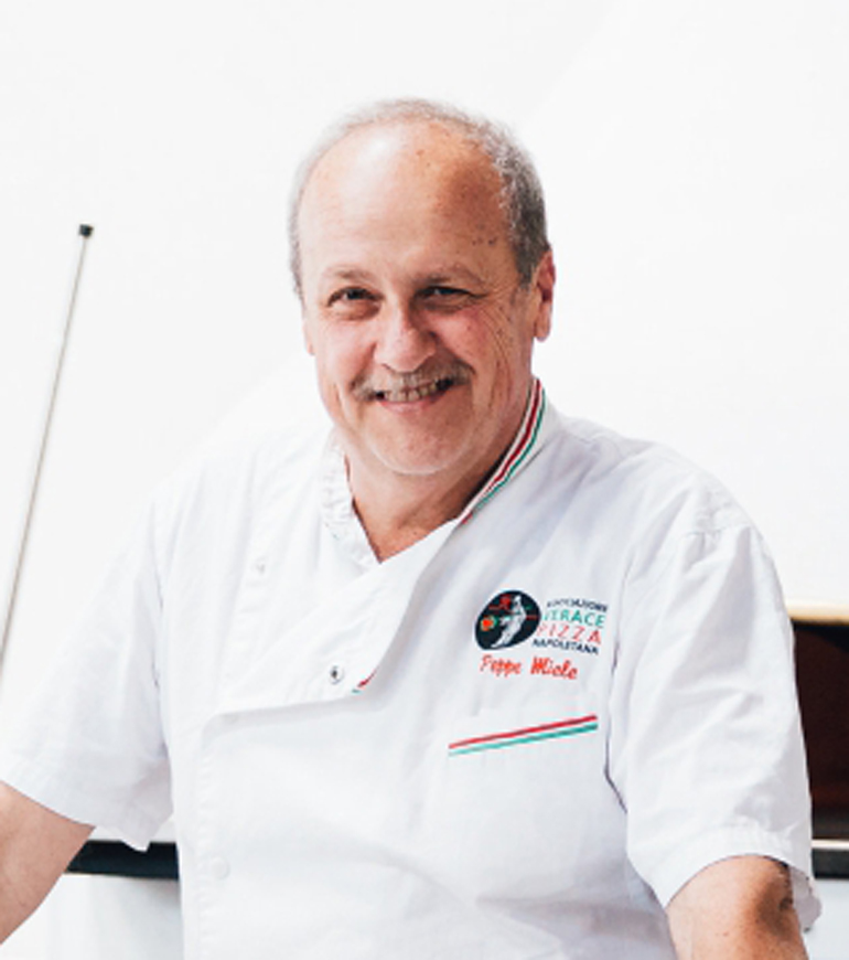 Pizzaiolo associato: Peppe Miele