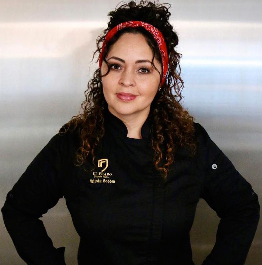 Pizzaiolo associato: Natasha Gonzalez Sanchez