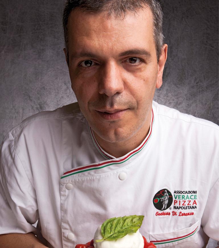 Pizzaiolo associato: Gaetano Di Lorenzo