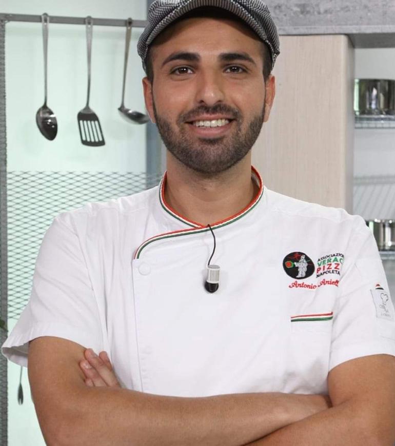 Pizzaiolo associato: Antonio Aniello