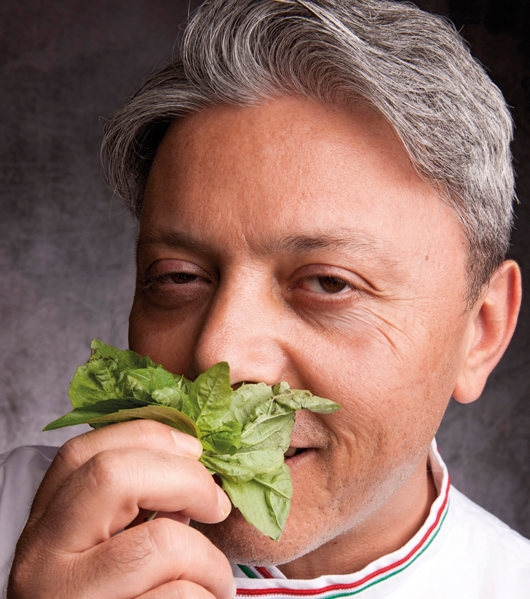 Pizzaiolo associato: Vincenzo Esposito