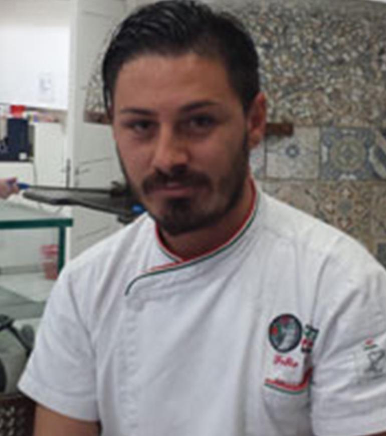 Pizzaiolo associato: Fabio Selva