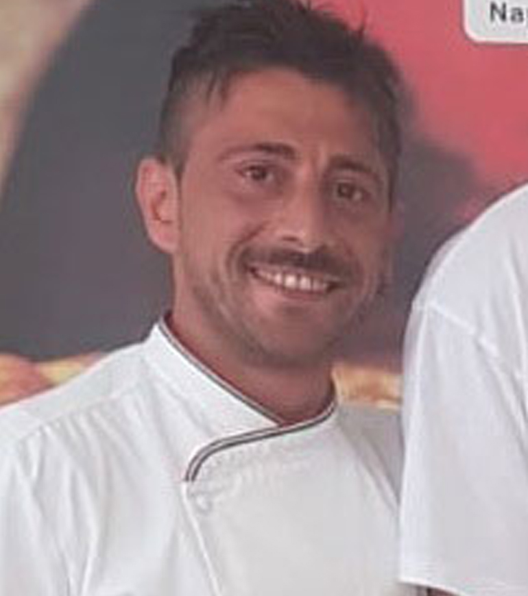 Pizzaiolo associato: Andrea Cosco