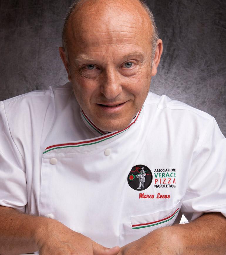 Pizzaiolo associato: Marco Leone