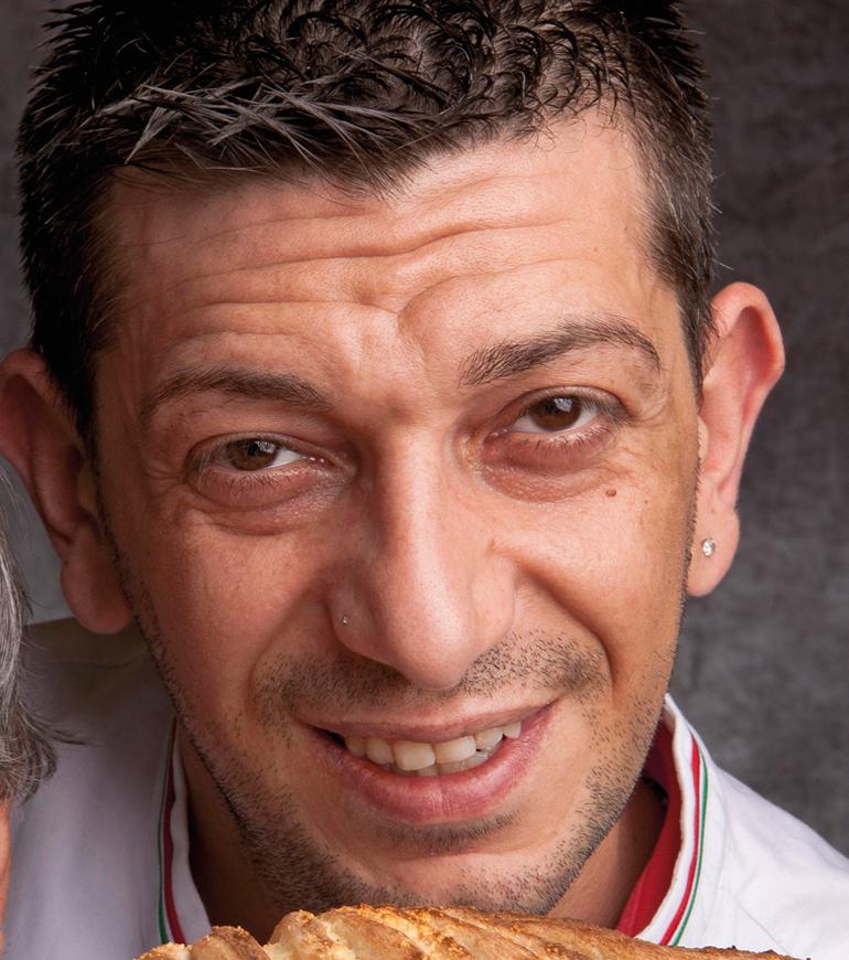 Pizzaiolo associato: Enzo Esposito